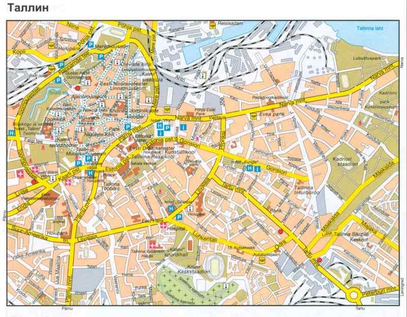 Карта Крита  arrivoru
